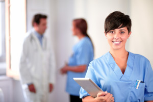 Lean Project Management Software for Healthcare - Nurse